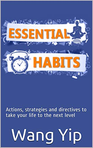 Essential Habits – my new book