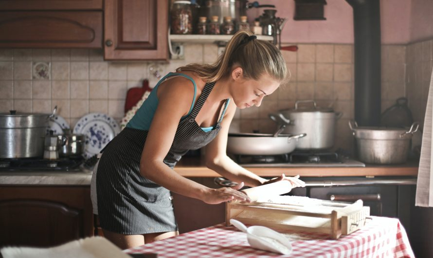 Interesting parallels between cooking and creativity